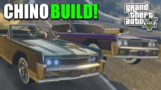 GTA Lowrider DLC: Chino Customisation/Drive - Easiest To Bounce!
