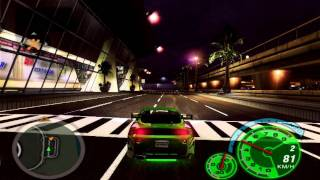 getlinkyoutube.com-Fast and Furious cars Need For Speed Underground 2 + Texture mod