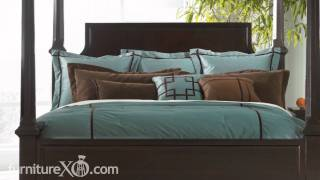 Martini Suite Poster Bedroom Set By Ashley Furniture   YouTube