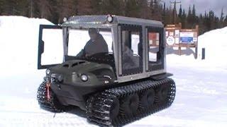 getlinkyoutube.com-Argo with Tracks Wyoming Snow Adventure