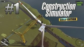 getlinkyoutube.com-Construction Simulator 2015: Liebherr LR 1300 DLC #1 HD