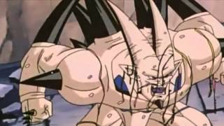 getlinkyoutube.com-Gogeta SSJ4 Vs  Omega Shenron   Full Fight   HÐ 1