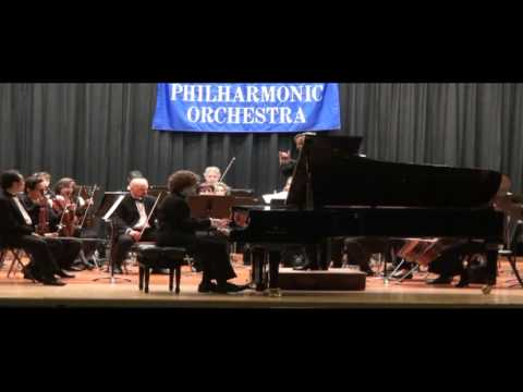Tchaikovsky Piano Concerto No. 1; Allegro moderato - (Part 1 of 2)