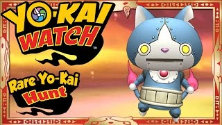 getlinkyoutube.com-Yo-Kai Watch - RARE Yo-Kai Hunt 4 | Robonyan!