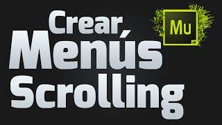 getlinkyoutube.com-Adobe Muse   Crear menús scrolling / estáticos