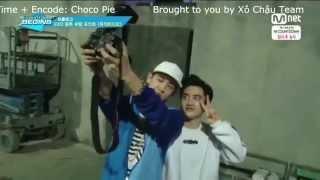 getlinkyoutube.com-[Vietsub] EXO Overdose MV Behind The Scene    |Xô Chậu Team|