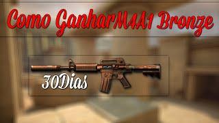 getlinkyoutube.com-[CF/AL] Como Ganhar M4A1 Bronze (CODIGOS) #1