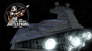 Star Wars Battlefront II Mods (PC) HD: Star Destroyer