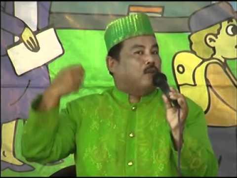 KH. AAD AINURUS SALAM - Surabaya * Maulid Nabi SAW 2011M (1) ( Gempol,2 Maret 2011)