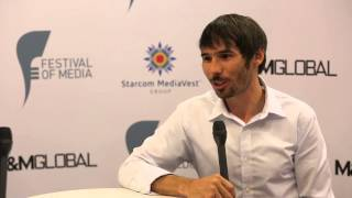 Festival of Media Global 2015: Kevin Jorgeson