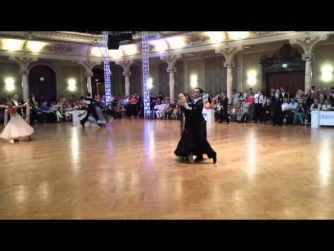 Wuppertal 2014 Final WDSF Senior 2 standard