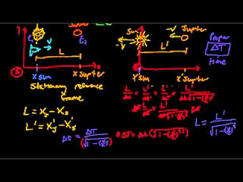 17 Length Contraction in Special Relativity - Part 2_2