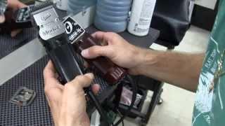 getlinkyoutube.com-New Model 10 Vs. Classic 76 oster clipper Review Haircut video
