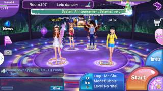getlinkyoutube.com-Game Audition mobile Indonesia (gameplay)