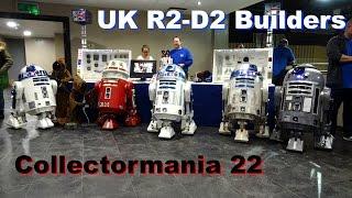 getlinkyoutube.com-XRobots - R2-D2 Building at Collectormania Milton Keynes, Vlog of both days, Nov 2014
