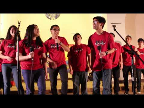 MK Choir Performing at Pilipin@ Time '14