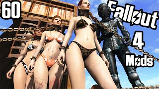 getlinkyoutube.com-Fallout 4 Mod Review 60 - SLAVERY MOD?? From Lover's Lab (WIP) - Boobpocalypse