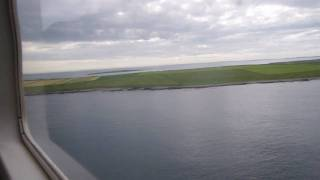 World's Shortest Flight: Westray to Papa Westray