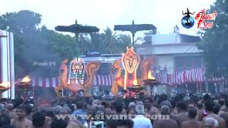 நல்லூர் ஸ்ரீ கந்தசுவாமி கோவில் 5ம் திருவிழா இரவு 10.08.2019