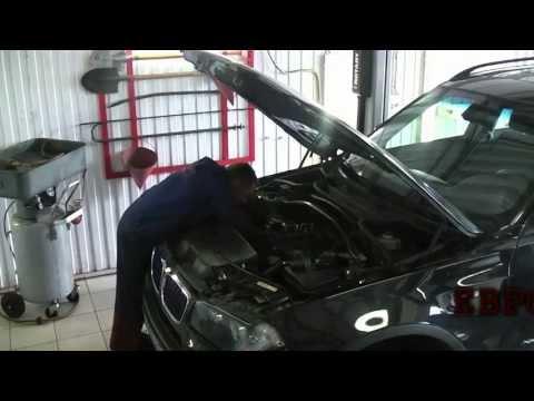 Удаление сажевого фильтра на авто BMW X3. Программное отключение сажевого фильтра и удаление.