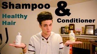 getlinkyoutube.com-Healthy Hair: Shampoo & Conditioner