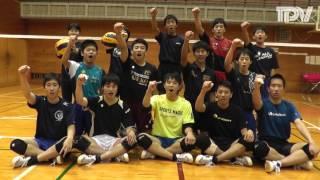 getlinkyoutube.com-全国大会に挑む・冬の高校スポーツ 男子バレーボール・城東高校