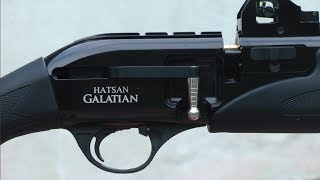 getlinkyoutube.com-REVIEW - HATSAN Galatian 14 Shot Air Gun