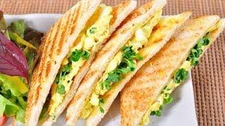 getlinkyoutube.com-แซนวิชไก่ไข่ต้ม
