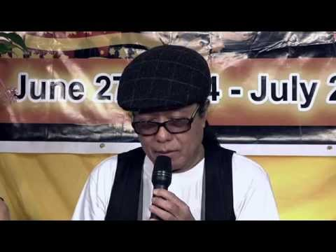 Robin Padilla interview with Freddie Aguilar