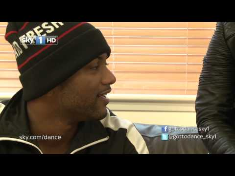 Got to Dance Backstage: JLS Interview