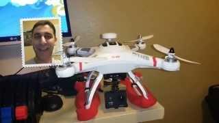 getlinkyoutube.com-Cx-20 with WiFi Camera  SJ4000 initial test