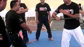 Police Baton techniques 警棒技