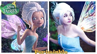 Disney Fairies Characters in Real Life