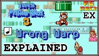 getlinkyoutube.com-Super Mario Bros. 3 - Wrong Warp