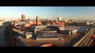 SCENES_flypromotion_Poznań z lotu ptaka