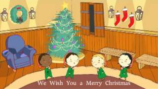 We Wish You a Merry Christmas Song for Kids, DreamEnglish