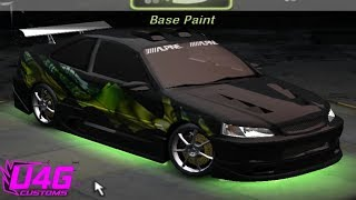 getlinkyoutube.com-Need for Speed Underground 2 Honda civic tuning by RASTAKITTEN