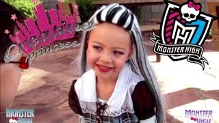 getlinkyoutube.com-Monster High Video from the Creative Princess Girls