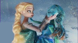 getlinkyoutube.com-Frozen : An Act Of True Love : Stop Motion