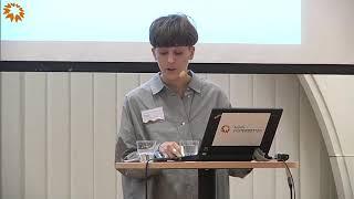 Turismdagarna i Västerbotten 2017 - Ida Wressel och Eva Troive