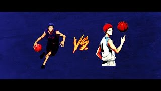 getlinkyoutube.com-Aomine Daiki vs Akashi Seijuro