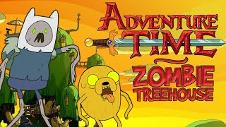 getlinkyoutube.com-ADVENTURE TIME:  ZOMBIE TREEHOUSE ★ Call of Duty Zombies Mod
