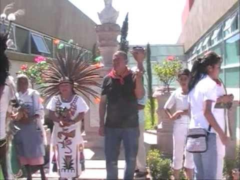 Danzas Prehispanicas en Comonfort 1