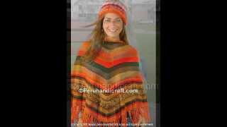 getlinkyoutube.com-alpaca poncho alpaca ponchos