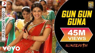 getlinkyoutube.com-Agneepath - Hrithik Roshan, Priyanka Chopra | Gun Gun Guna Video