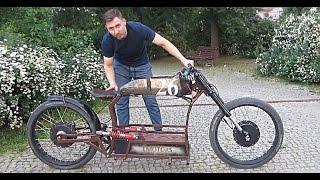 getlinkyoutube.com-Электромотоцикл своими руками 26 Bike Emotors / Самодельный электровелосипед