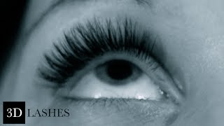 getlinkyoutube.com-3D lashes & Volume lashes Eyelash extension technique