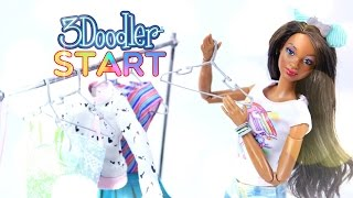 getlinkyoutube.com-DIY - How to Make: 3Doodler - Doll Accessories - 4K