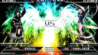 getlinkyoutube.com-Zeroko team vs Angelique team