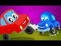 Little Red Car | if you are happy and you know it | kids rhymes